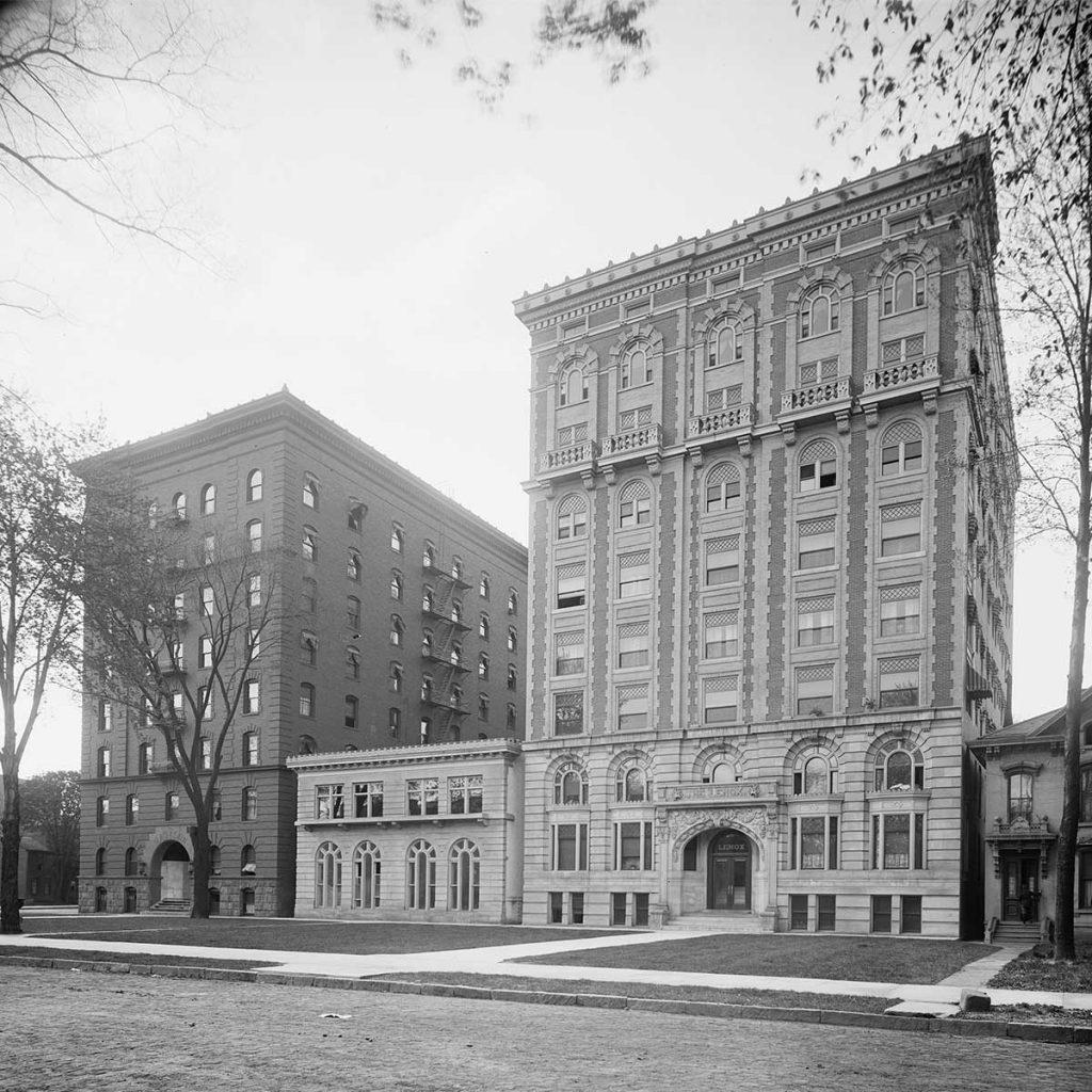 Madison-Lenox Hotel (c. 1905)