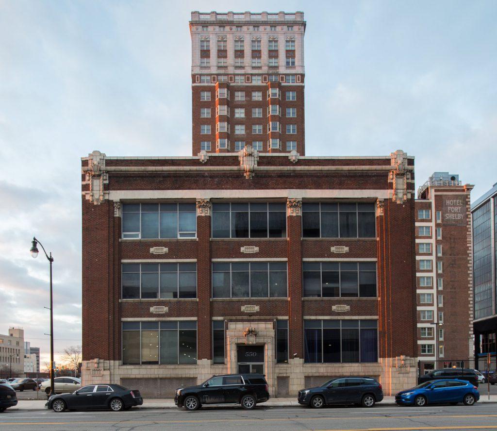 Detroit Saturday Night Building - 550 W. Fort, Detroit, MI 48226
